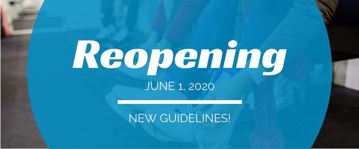 Reopening June 1sr